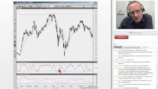stochastic oscillator - подробный вебинар. Форекс индикатор стохастик описание и настройка
