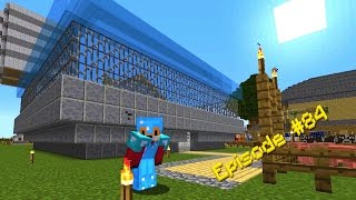 Minecraft - GIANT HAMSTER CAGE - Foxy's Survival World [84]