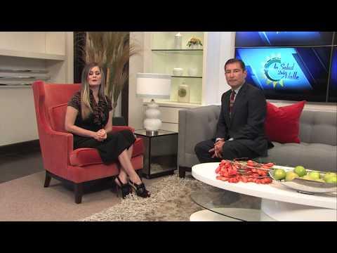 Zoraly Ramos entrevista al Dr. Eugenio Galindo en La Salud Del Valle 1/2 thumbnail