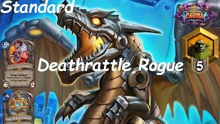 Hearthstone: Deathrattle Rogue #25: Boomsday (Projeto Cabum) - Standard Constructed