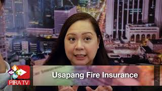 Usapang Fire Insurance (Let's Talk About Fire Insurance)