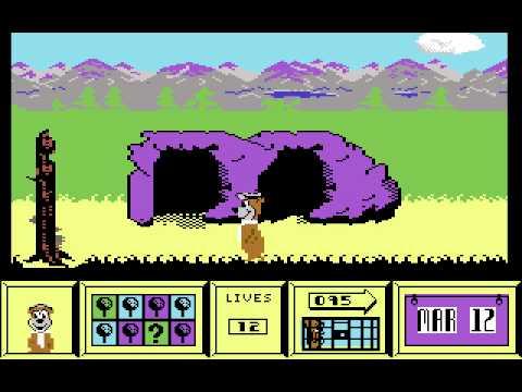 Yogi Bear Longplay (C64) [50 FPS]