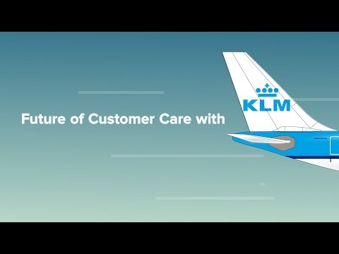 The Future of Customer Care with KLM: Social Media Minute