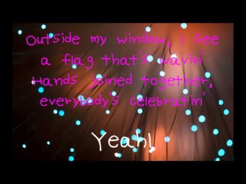 Outside My Window - Sarah Buxton - Lyrics