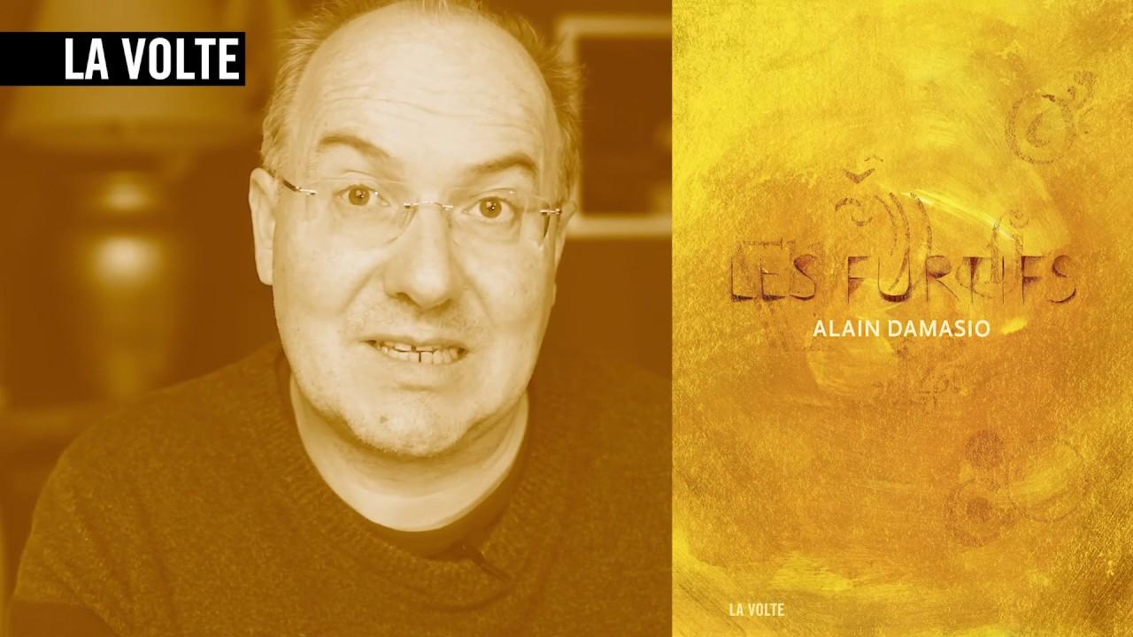 """Alain Damasio présente """"Les furtifs"""" aux éditions La Volte"""