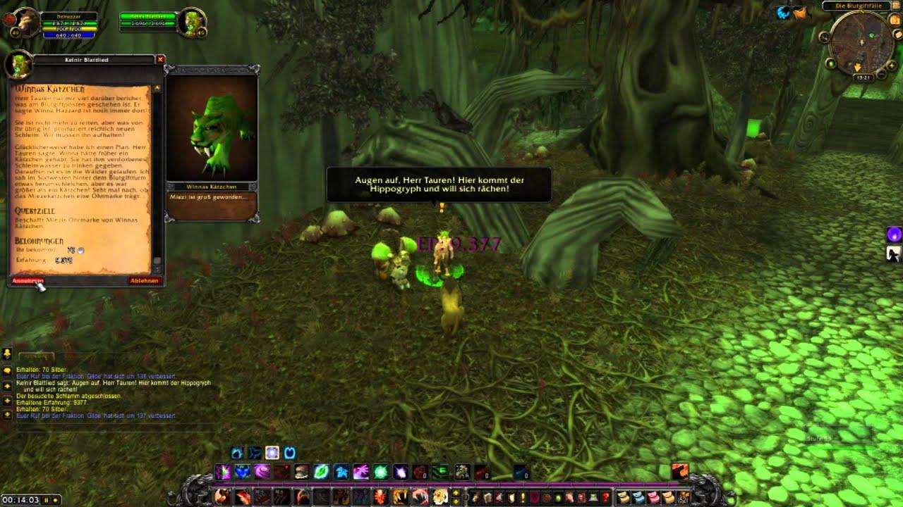 Lets Play World Of Warcraft 49 Höllchen Ist Mein Youtube