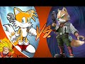 TAILS vs STAR FOX! Cartoon Fight Club Episode 57 REACTION!!!