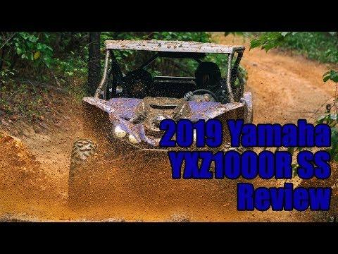 2019 Yamaha YXZ1000R SS Review