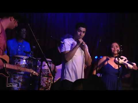 ELYES GABEL with JULES GALLI at Hotel Cafe