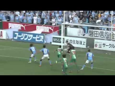 Japan J-League 2 - Jubilo Iwata vs FC Gifu 21/06/2015 Full Match