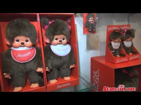 Monchichi Dolls 2012 Hong Kong Toy Fair