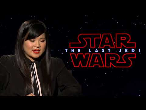 Actress Kelly Marie Tran talks San Diego, Star Wars role