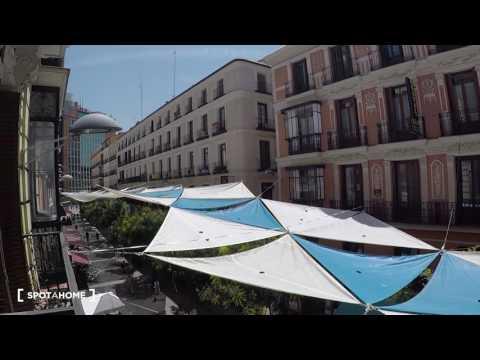 12 Rooms in large flatshare near Gran Via, Madrid city centre - Spotahome (ref 99857)