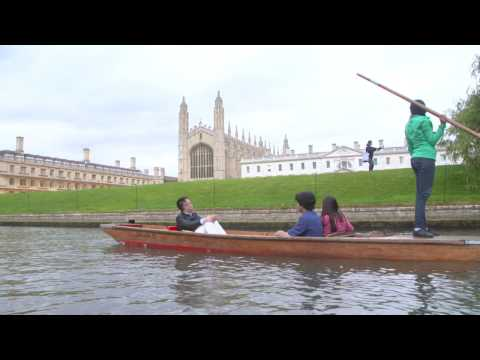 The Intern Experience at Microsoft Research Cambridge