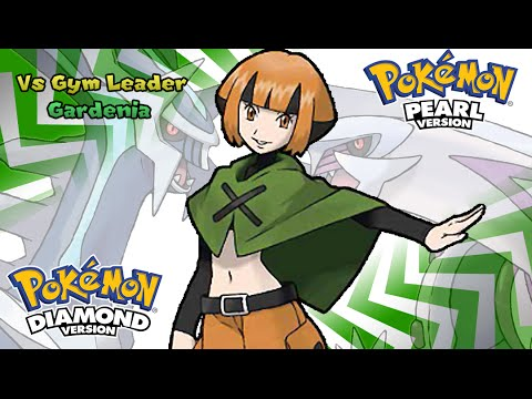 Pokemon Diamond/Pearl/Platinum - Battle! Gym Leader Music (HQ)