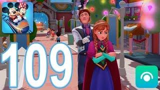 Disney Magic Kingdoms - Gameplay Walkthrough Part 109 - Level 31, Anna  Ios, Android