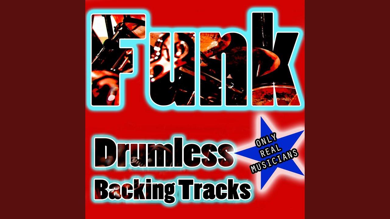 Pop Funk Backing Track Drumless | medium tempo 105 BPM