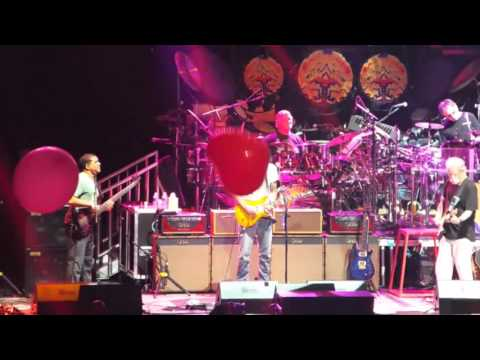 Bertha - Dead and Company at Verizon Center, DC on 11-6-15