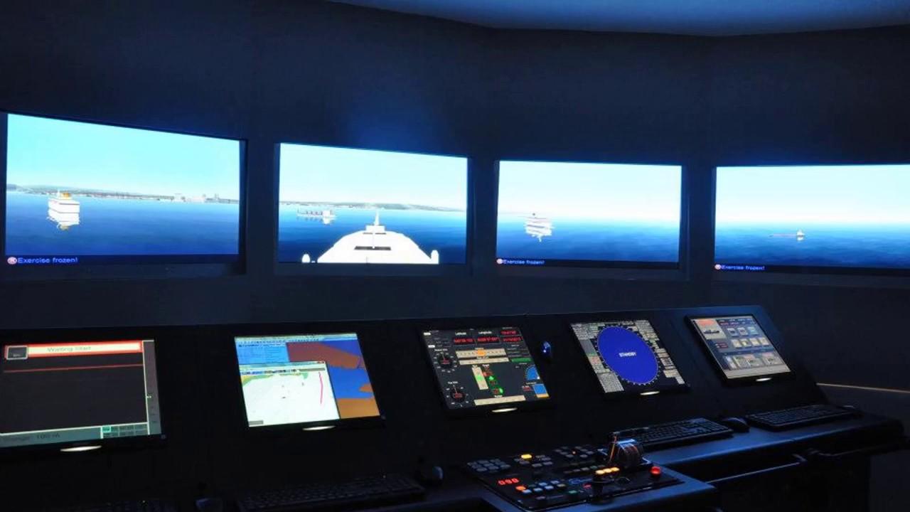 Ship Simulator Bridge Teamwork