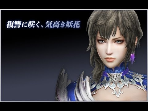 【真・三國無双 7 / Dynasty Warriors 8】 王異 Wang Yi (桑島法子 Houko Kuwashima) - Endless Sorrow