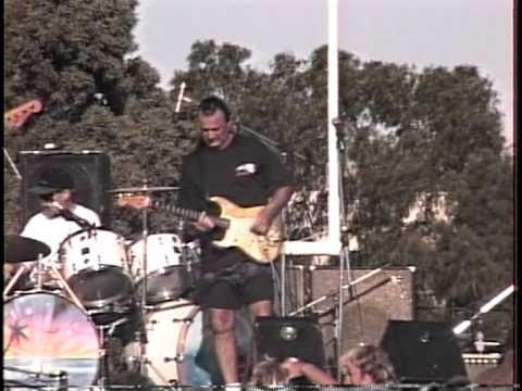 Huntington Beach Surf Music Festival Summer of 1992