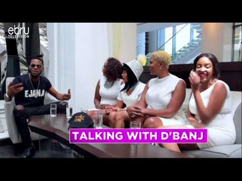 One on One With D'Banj On Let's Talk