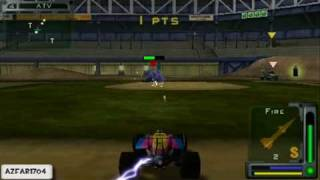 Twisted Metal: Head On (PSP) Gameplay [HQ]