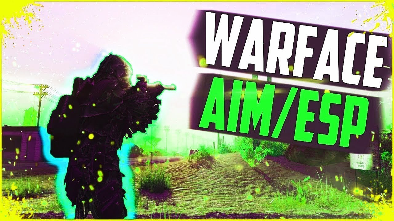 NEW WARFACE HACK 2019 WH , AIM WARFACE WH UPDATE NOT BANNED!