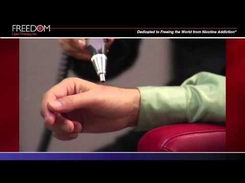 Freedom Laser Therapy - Quit Smoking With Low Level Laser Therapy Treatment