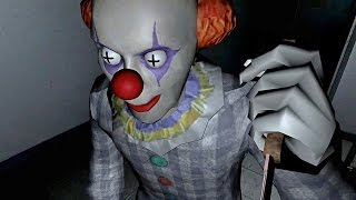 阿津 恐怖遊戲 Fear of Clowns 人類那天想起了小丑的恐怖