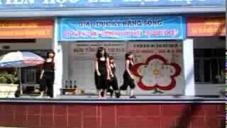Video | Lớp 10 Nhảy hiện đại | Lop 10 Nhay hien dai