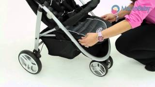 Graco Aire3 Click Connect 30 Travel System