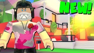 ACHETER LE PARTI NEW HOUSE W/ ROBUX!! (Roblox Adopt Me)