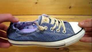 Converse All Stars Shoreline Slip Shoes Dark Denim