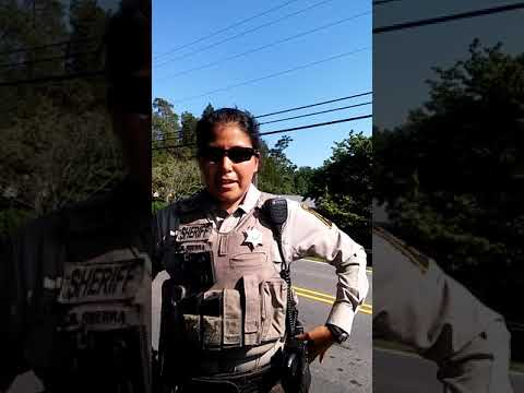 Harassed by Rockingham County Sherrifs Department.