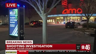 Shooting inside Atlanta movie theatre injures one person, police investigate