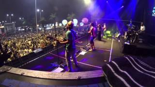 Mamelungos no Festival de MPB 2014 -  Fanfarra