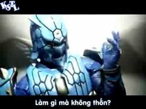 Lam gi ma khong thon - Ha kamen rider - vietsub by KSTL