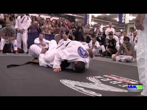 MMAVM - Ryron Gracie - Unedited 1st Fight - Gracie Worlds 2012