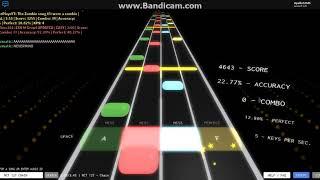Roblox Rhythm Tracker:[FULL AUDIO]NCT 127-Chain(Rhythm Track)