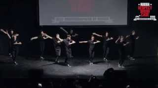 KIMBERLITE | RESPECT SHOWCASE RUSSIA