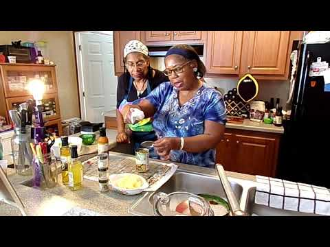 Cooking Sweet & Sour Chicken with Joveta and Doreen