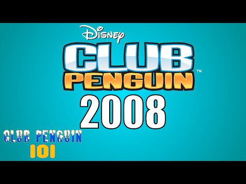 2008: The Club Penguin Yearbook - Club Penguin 101