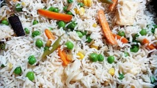 Pulao Rice  INDIAN RECIPES  WORLDS FAVORITE RECIPES  HOW TO MAKE