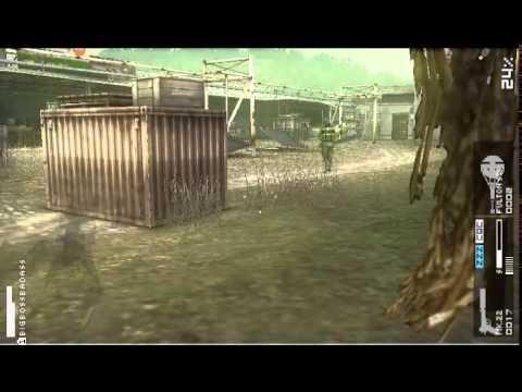 Metal Gear Solid: Peace Walker (Rio del Jade)