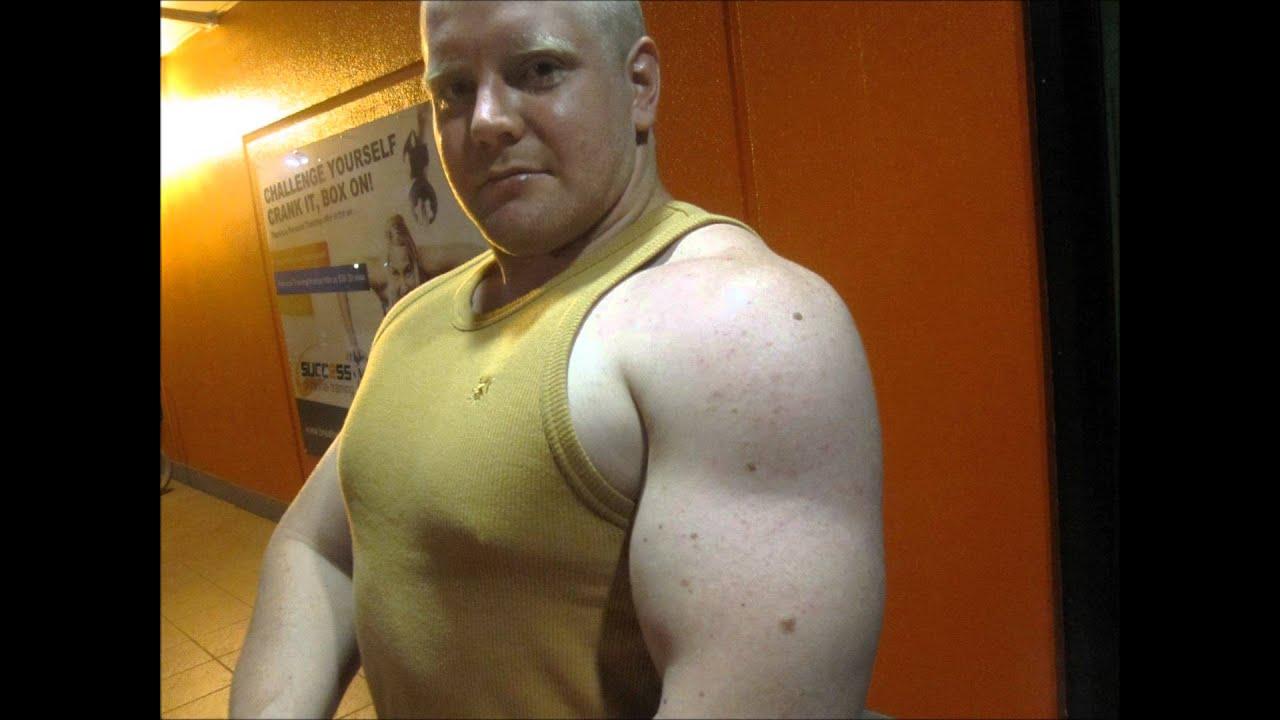 Colin Clark Bodybuilder