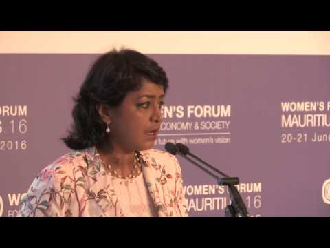 #WFMauritius highlights: Master of Ceremony Introduction