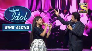 """Ho Gaya Hai Tujhko To Pyar Sajna"" पे Kumar Sanu & Arunita का Splendid Duet |Indian Idol |Sing Along"