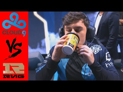 Svenskeren Spilled Water Over His Keyboard AGAIN At Worlds 2018 (C9 Vs RNG & C9 Vs AFS)