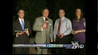 Coverage of 2012 North Alabama Heat Wave - WHNT 19 - 7/1/12